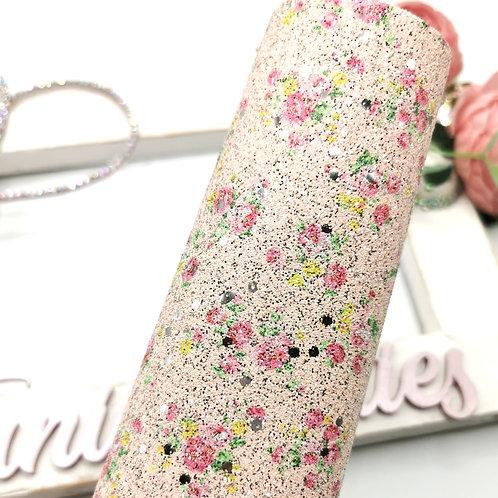 Glitter Garden Leatherette