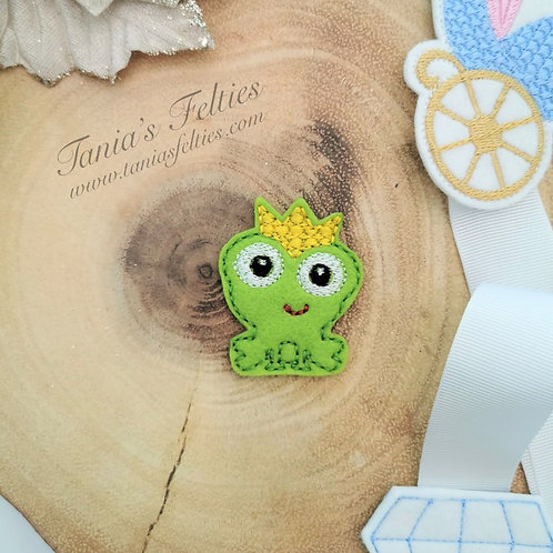 Miguel - Our Fairytale Frog (Pack of 4)