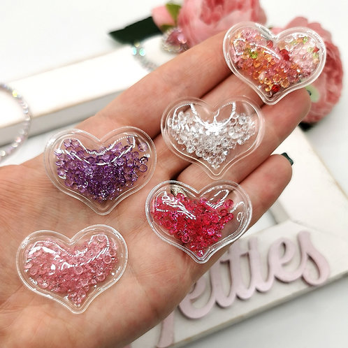 Heart Shaker with Gems