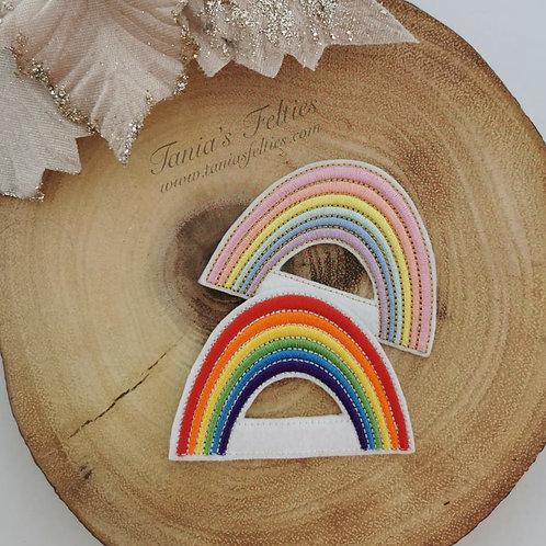 Rainbow Bow Tails