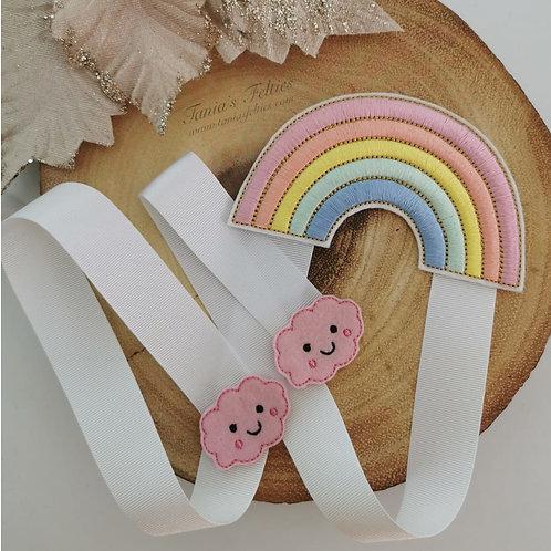 Rainbow Bow Holder