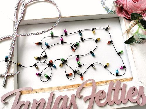 Embellishment - Christmas Lights