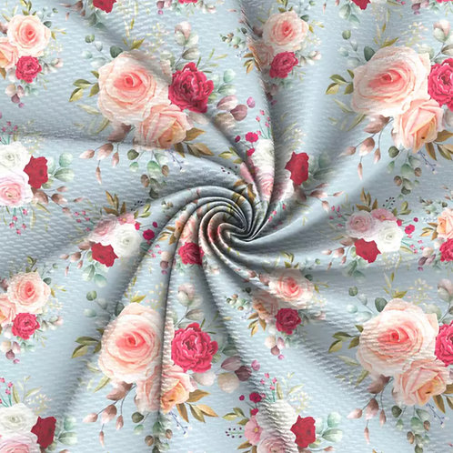 Timeless Roses Bullet Fabric
