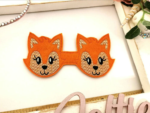 Florence Fox Bow Tails