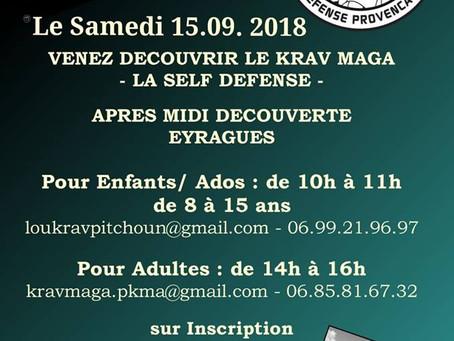 Stage Découverte !!!