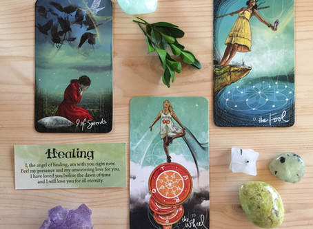 August 2020 | WATER SIGNS | Healing
