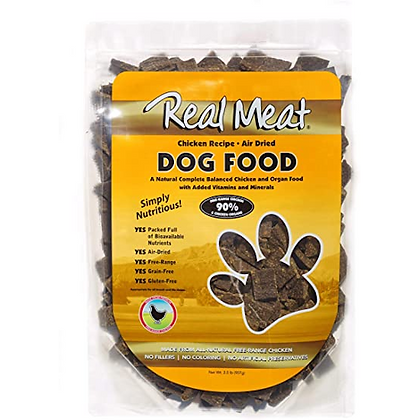 Real Meat Dog Food