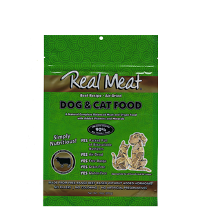 Real Meat Dog & Cat Food