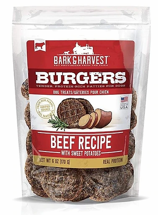 Bark & Harvest Burgers