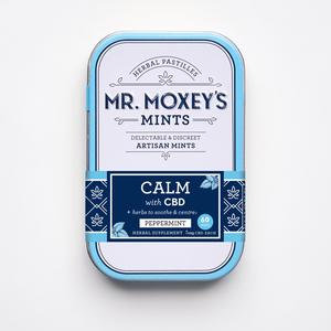 Mr. Moxey CBD Mints (for people)