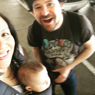 My can't-do-without baby travel gadgets