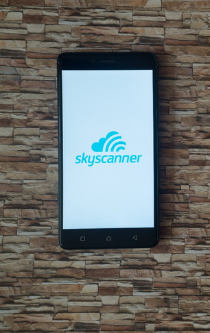 Find cheap flights with Skyscanner!