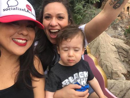 Baby Friendly Rides at Disney California Adventure