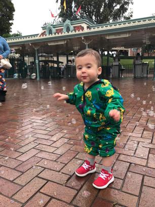 Baby friendly rides at Disneyland