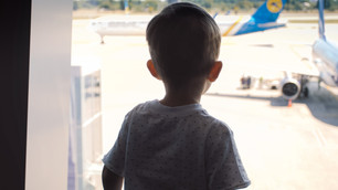 Fly with a toddler and live to tell the tale