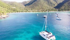 What's it like cruising in the Virgin Islands