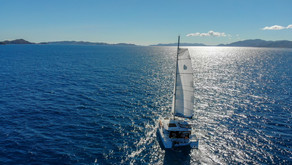 Sample Itinerary for a 7-night USVI Charter