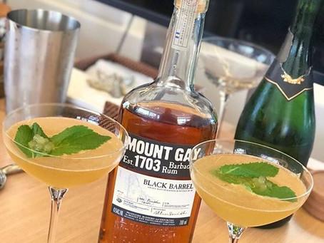 Captain Nim's Award-Wining Cocktail Recipe