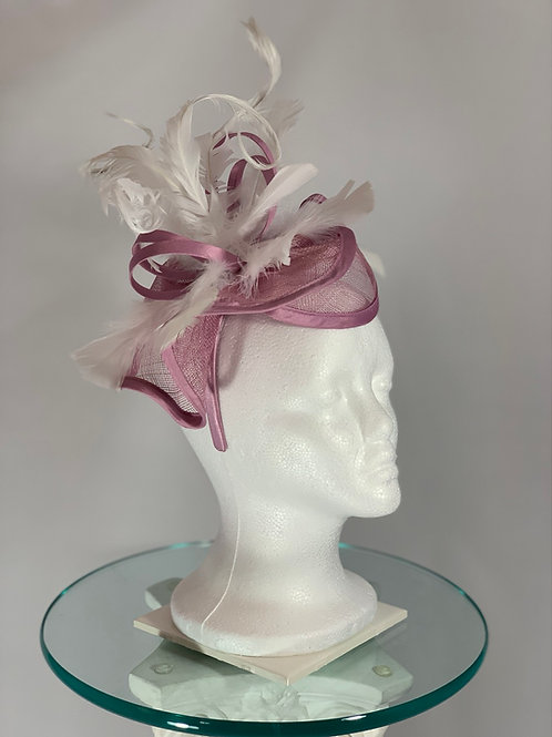 "Kentucky Derby Fascinator  ""Delicate and Devine"""