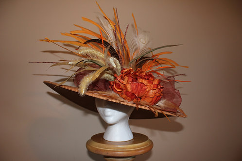 SOLD Kentucky Derby Hat - Turf Tastic SOLD