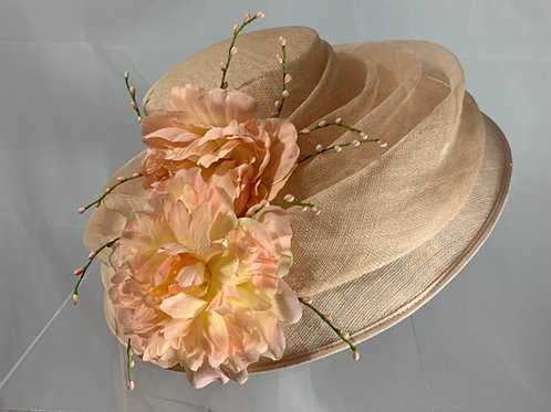 """Kentucky Derby Hat """"Spirit of the South"""""""