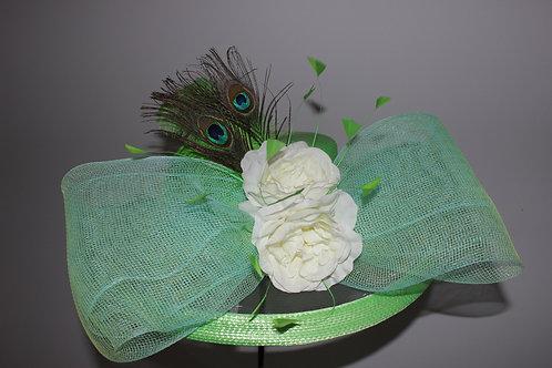 """""""Floral Fancy""""  Kentucky Derby Hat"""