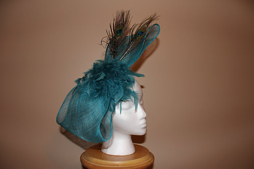 First Place Fascinator  SOLD