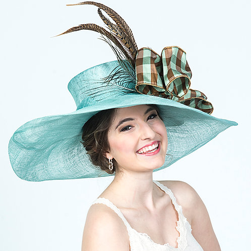 """Furlong Favorite"" Kentucky Derby Hat"