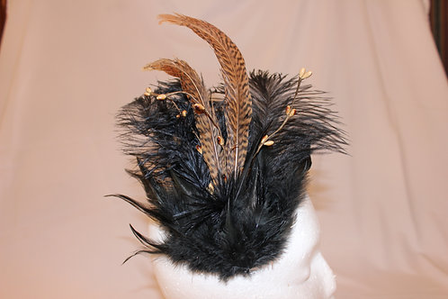 Kentucky Derby Fascinator -Kentucky Cutie