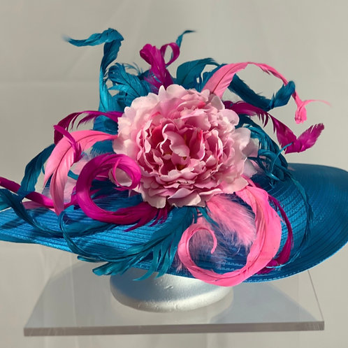 "Kentucky Derby Hat ""Derby City Party"" SOLD"