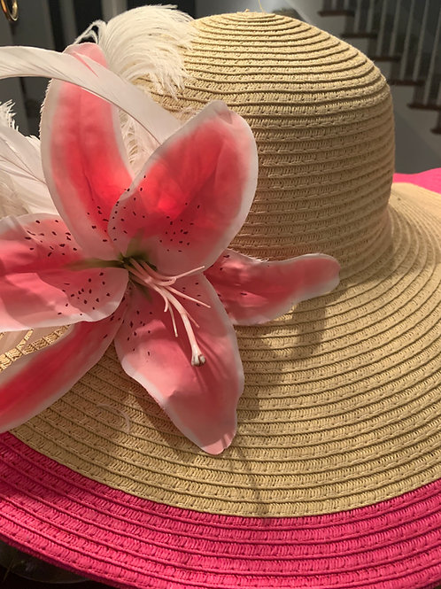 Pink Lilly Lady - SALE - was $150... on sale now for $95