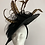 Thumbnail: Black and Regal - Kentucky Derby Fascinator - SOLD