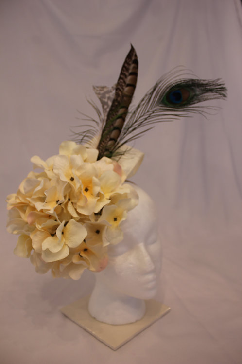 "Kentucky Derby Fascinator-""Fillies are Forever"""