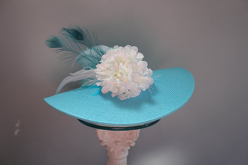 "Kentucky Derby Hat - ""Bluegrass and Sass"" ON SALE!"