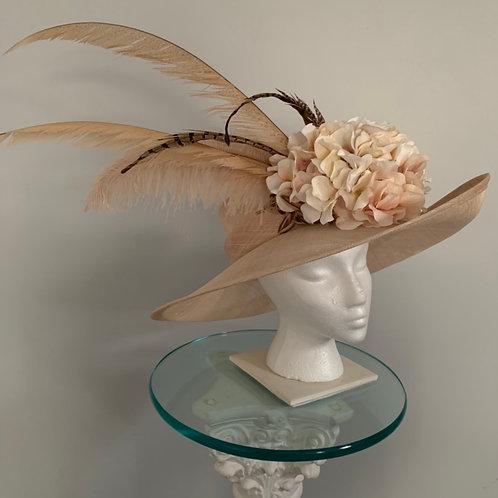 "Kentucky Derby Hat ""Hunting For a Winner"""