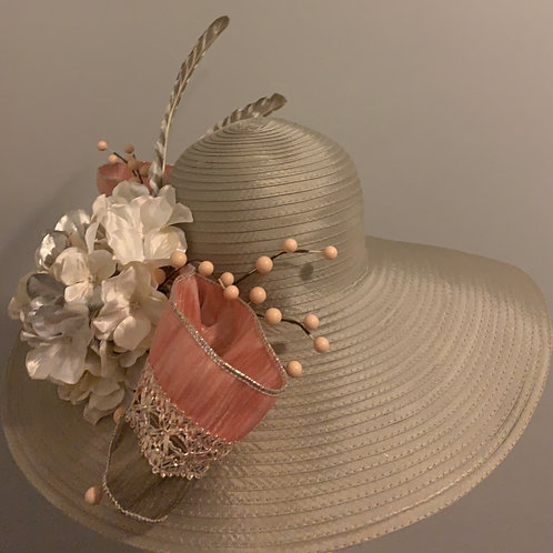 "Kentucky Derby Hat ""Oh Oh Chapeau"" SOLD"