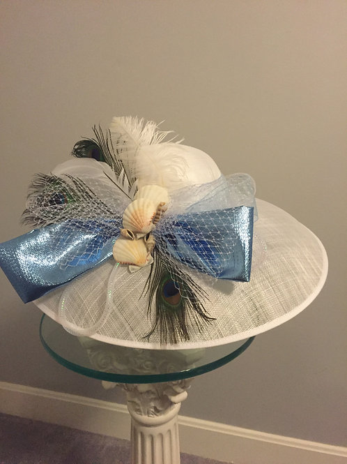 """Make a Mermaid Jealous"" Kentucky Derby Hat"