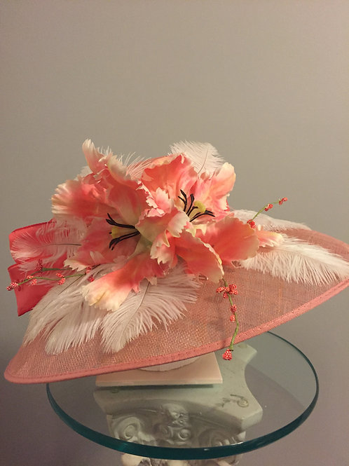 "Kentucky Derby Hat-""Winning the Race"""