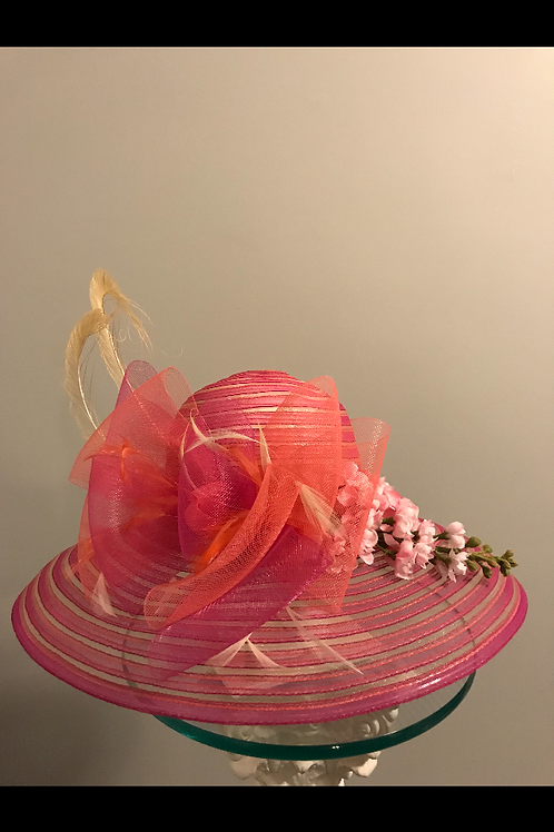 Sheer Delight - Kentucky Derby Hat