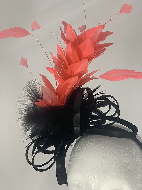 """Kentucky Derby Fascinator """"First out of the Gate"""""""