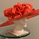 "Thumbnail: Coral Kentucky Derby Hat ""Coral and Cute"""