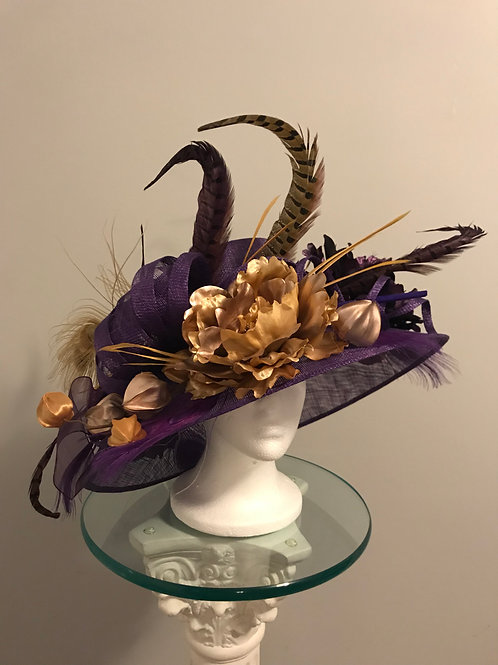 "Kentucky Derby or Breeders' Cup ""Purple and Passionate"""