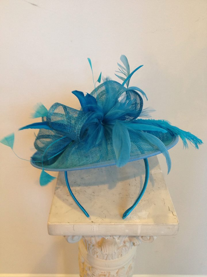Bluegrass Baby Fascinator  $110