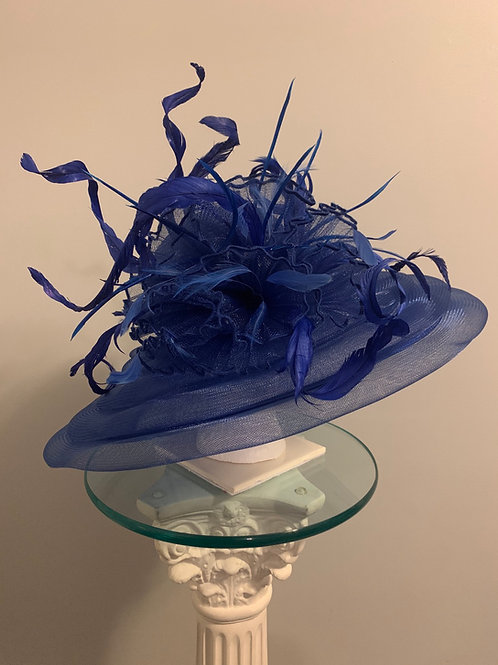"""Kentucky Derby Hat """"Bluegrass Beautiful"""""""