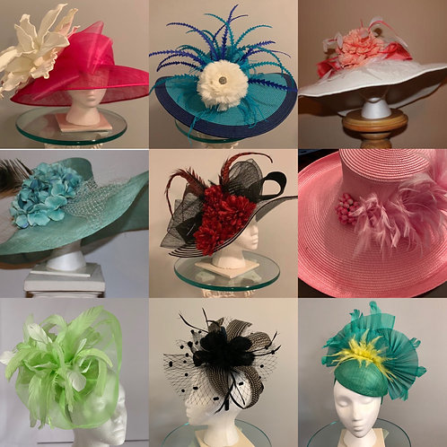 Instagram and Facebook Hats off by Helen - many styling ideas!