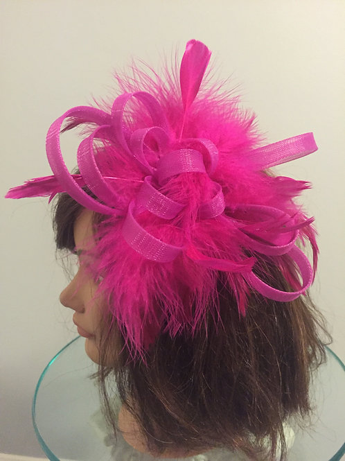 Kentucky Derby Fascinator - Pretty as a Picture