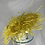 """Thumbnail: Kentucky Derby Hat (Yellow) """"Canary Takes Flight"""""""