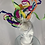 """Thumbnail: Kentucky Derby colorful Fascinator - """"Loopy Curls"""""""