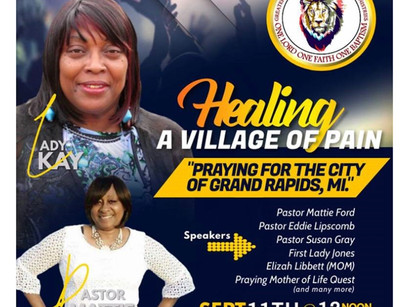 Healing The Village Of Pain