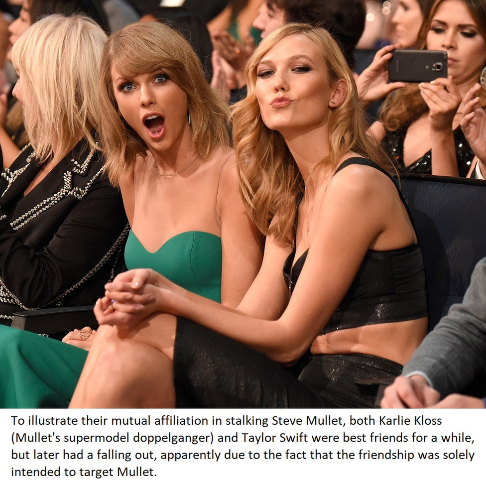 Taylor Swift and Karlie Kloss Former Bes